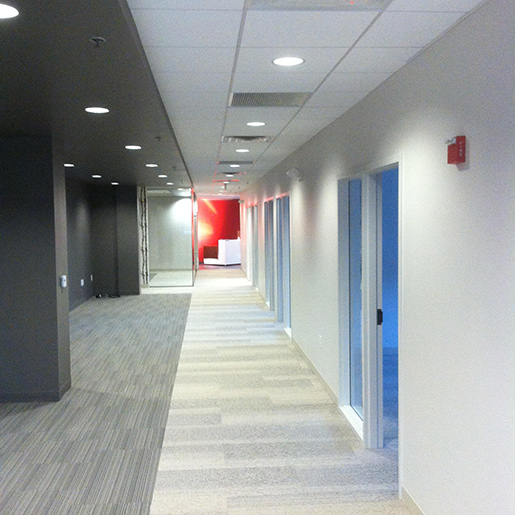 Supply One Office Renovation - Finished Project